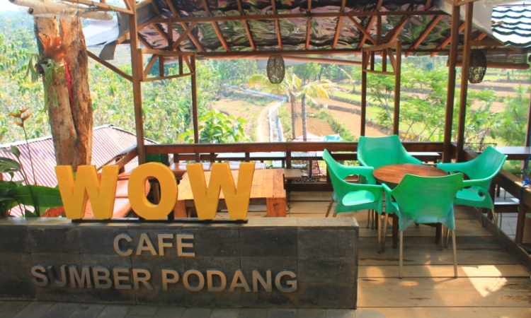 Wow Cafe, Sumber Podang