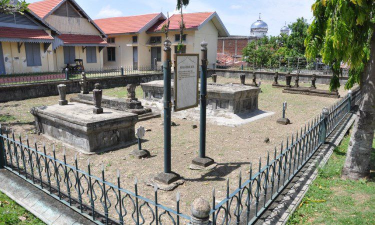 Makam Sultan Aceh Kandang XII