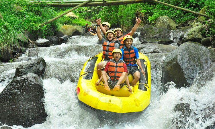 OBECH Rafting Pacet