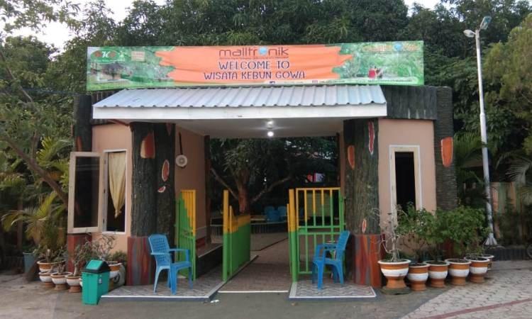 Wisata Kebun Gowa