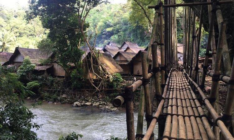 Wisata Kampung Baduy