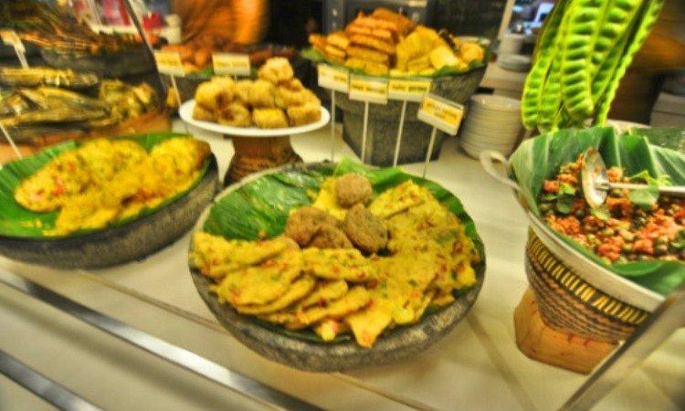 Restoran Bumbu Desa Riau