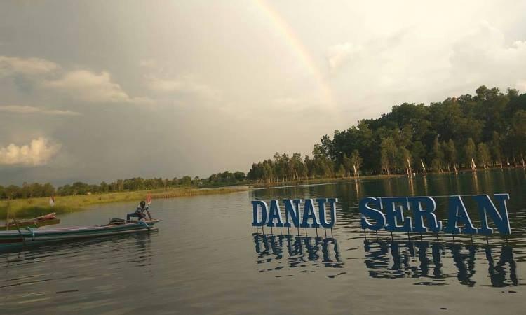 Daya Tarik Wisata Danau Seran