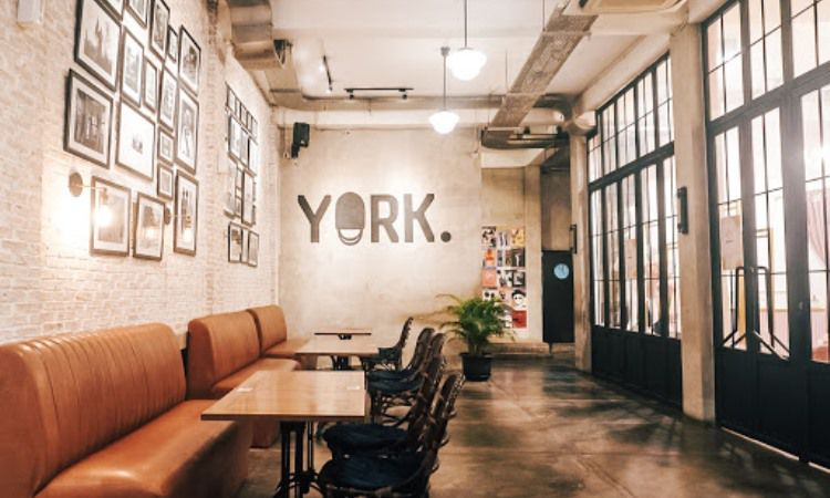 Cafe York Coffee And Cookery