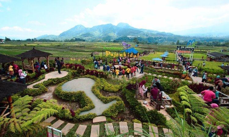 Aktivitas di Desa Pujon Kidul